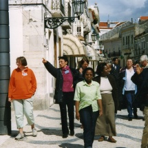 Sightseeing in Lissabon